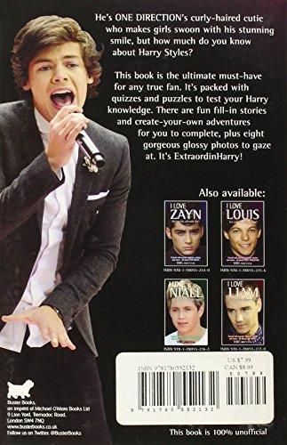 I Love Harry (I Love One Direction)