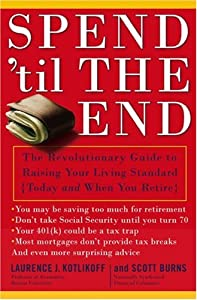 "Cover of ""Spend 'Til the End: The Revolut..."