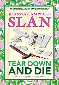 Tear Down And Die by Joanna Campbell Slan ebook deal