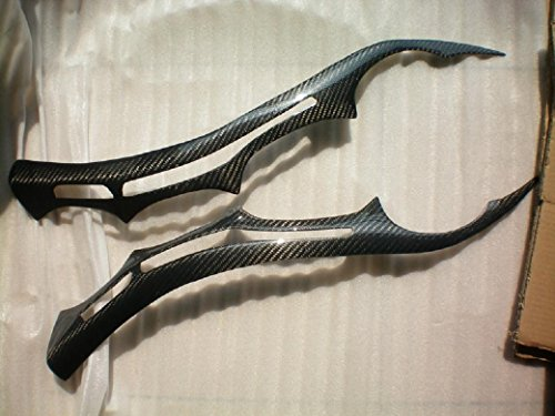 Carbon Fiber Headlight Eyelids For BMW 5 Series E60 E61 2003-2008 (Bmw E60 Headlight Covers compare prices)