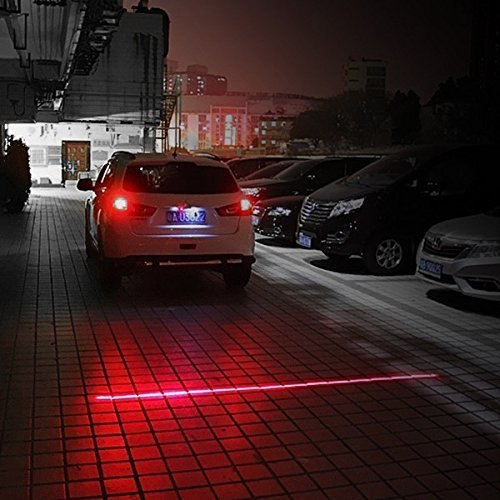 Generic (unbranded) Car Laser Fog Lamps and Warning Light