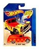 Hot Wheels Colour Shifters - 55 chevy panel