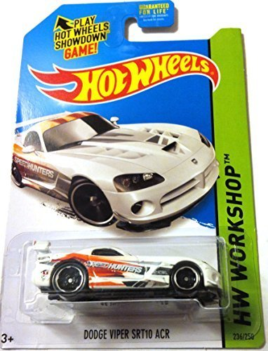 hot wheels hw Workshop Dodge Viper SRT10 ACR 236/250 2015 - 1