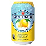 San Pellegrino Limonata Sparkling Lemon Juice (24 x 330ml)