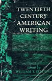Twentieth Century American Writing