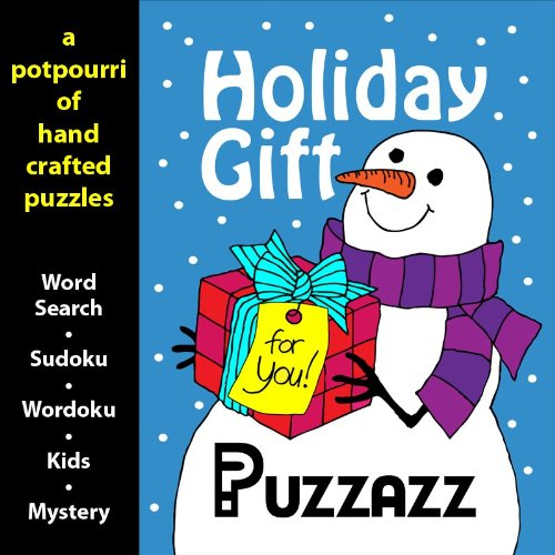 Puzzazz Holiday Gift cover