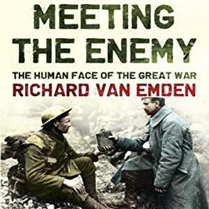 Meeting the Enemy Audiobook