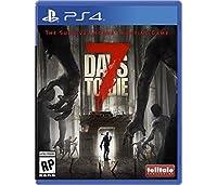 7 Days to Die PlayStation 4 プレイステーション4 ビデオゲーム 北米英語版 日本語訳説明書付 [並行輸入品]