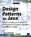 Design Patterns en Java - Les 23 mod�les de conception : descriptions et solutions illustr�es en UML 2 et Java [3e �dition]