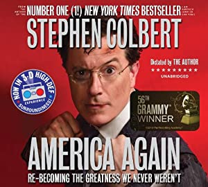 America Again Audiobook