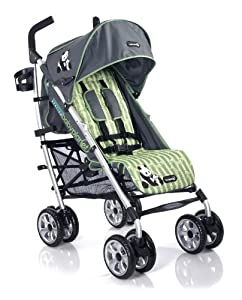 BabyPlanet Endangered Species Stroller, Giant Panda
