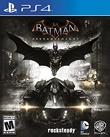 Batman: Arkham Knight - PS4 [Digital Code]