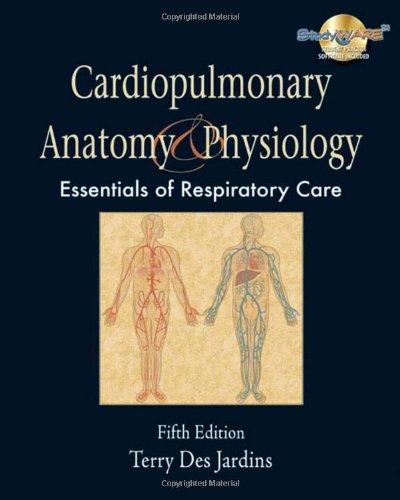 Cardiopulmonary Anatomy & Physiology: Essentials for...