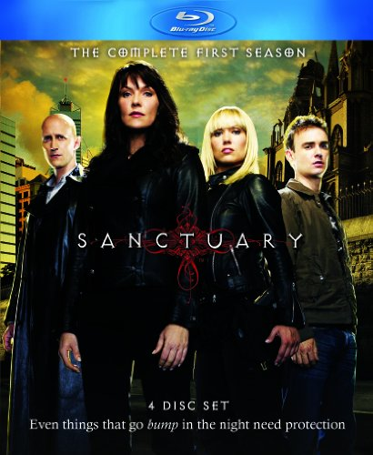 Sanctuary: Season 1 [Blu-ray]