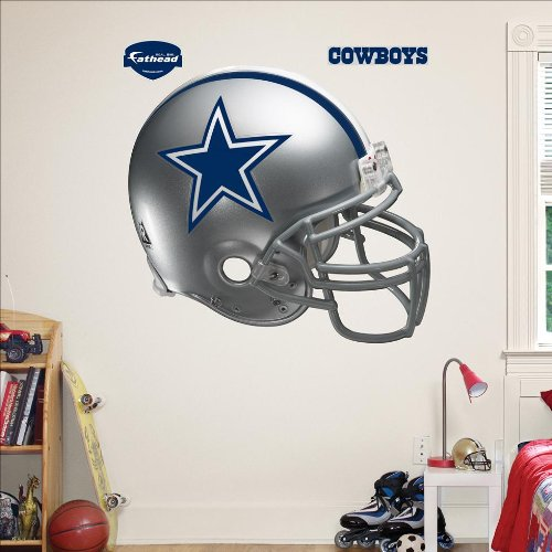 Fathead Dallas Cowboys Helmet Wall Decal front-1058654
