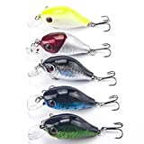Jigging Spoon Artificial Bait sea Fishing Jig Lures Fish Fishing Lures 5PCS