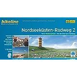 Nordseeküsten-Radweg. 1:50000: bikeline Radtourenbuch, Nordseeküsten-Radweg Teil 2: Niedersachsen. Von der Ems nach Hamburg, wetterfest/reißfest, GPS-Tracks Download