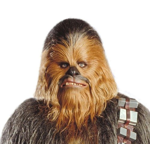Costumes For All Occasions Ru4195 Chewbacca Mask