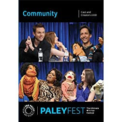 Community: Cast and Creators Live at PALEYFEST