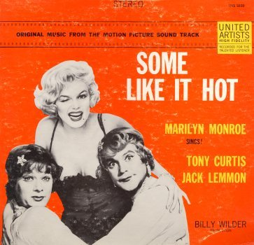 Marilyn Monroe - Some Like It Hot (Disc 2) - Zortam Music