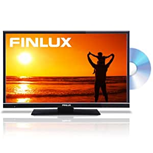 "Finlux 32H6072-DC 32"" LED DVD Combi TV, Multi-Region, HD Ready 720p, Freeview & USB PVR"