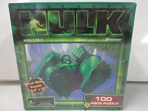 Hulk Official Movie Jigsaw Puzzle 100 Piece Puzzle - 1