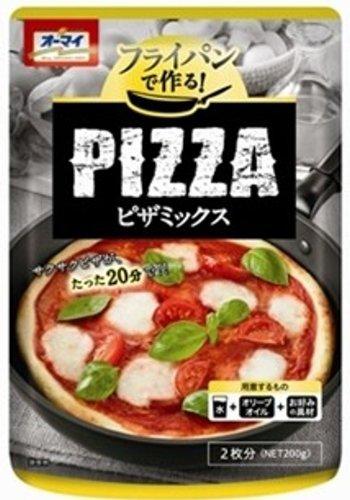 オーマイ ピザミックス 200g×4個