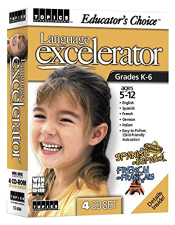 Educator's Choice Language Excelerator Grades K-6