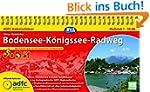 ADFC-Radreiseführer Bodensee-Königsse...