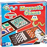 4 in 1 Magnetic Games