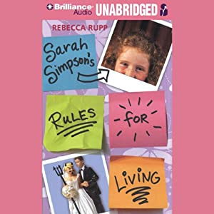 Sarah Simpson's Rules for Living | [Rebecca Rupp]