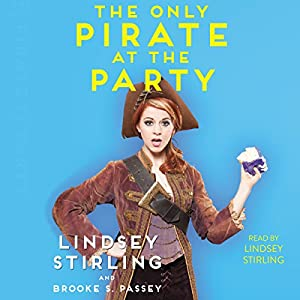 The Only Pirate at the Party Audiobook