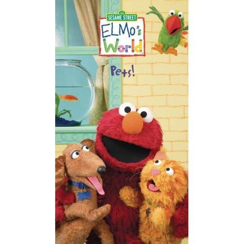 Elmos World Favorite Things