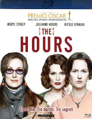 The hours [Italia] [Blu-ray]