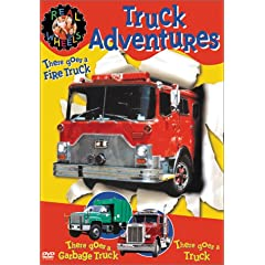 Real Wheels - Truck Adventures (There Goes a Truck/Fire Truck/Garbage Truck)