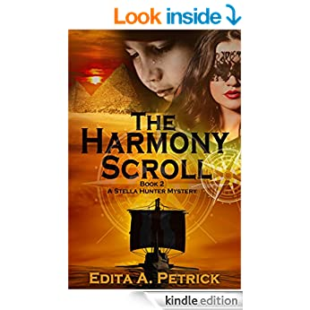 harmony scroll book cover