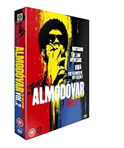 The Almodovar Collection (Vol.2) [DVD]