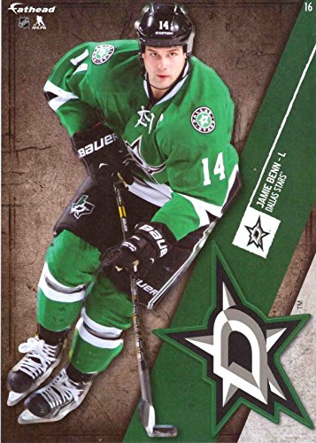 NHL 2015 JAMIE BENN Dallas Stars Fathead Tradeable + Mini Pennant