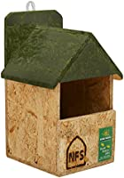 Nature Forever Nestbox For Robin And Other Garden Birds