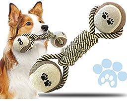 Petony Flossy Teething Playing Dog Rope Tug Toy Chew Toy