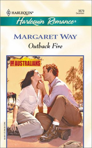 Outback Fire (The Australians) (Romance, 3679), MARGARET WAY