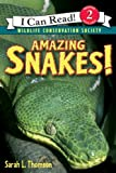 Amazing Snakes! (I Can Read Book 2)