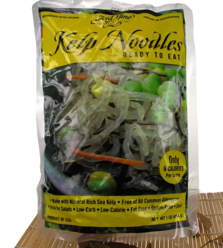 Gold Mine Kelp Noodles | KetoDB