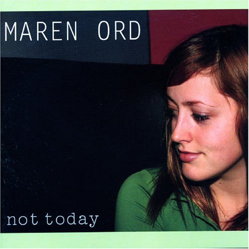 Maren Ord - Not Today - Zortam Music