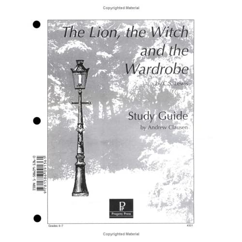 The Lion, Witch & Wardrobe Study Guide
