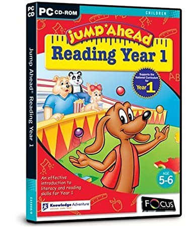 Jump Ahead: Reading Year 1 (PC)