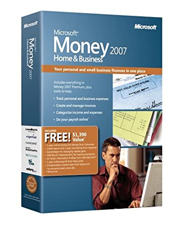 Microsoft Money 2007 Home & Business