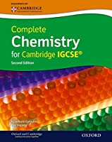 Complete Chemistry for Cambridge IGCSE® with CD-ROM (Second Edition)