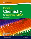 Complete Chemistry for Cambridge IGCSE with CD-ROM (0199138788) by Ingram