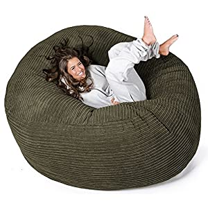 mega mammoth bean bag chair colour steel kitchen home. Black Bedroom Furniture Sets. Home Design Ideas